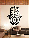Fashion History Shapes Words & Quotes Vintage Wall Stickers Plane Wall Stickers Decorative Wall Stickers, PVC Home Decoration Wall Decal