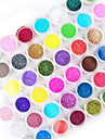 1set Glitters Abstract Loose powder Powder Suits