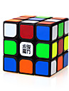 Rubik\'s Cube YongJun Smooth Speed Cube 3*3*3 Speed Professional Level Magic Cube ABS Square New Year Christmas Children\'s Day Gift