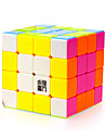 Rubik\'s Cube YongJun 4*4*4 Smooth Speed Cube Magic Cube Puzzle Cube Professional Level Speed ABS Square New Year Children\'s Day Gift