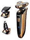 Elektrisk barbermaskin Andre Elektrisk N/A Toer Barbering Rustfritt staal