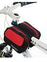ROSWHEEL® Bike Bag 1.7LBike Frame Bag Waterproof Zipper / Moistureproof / Shockproof / Wearable Bicycle Bag PVC / Cloth / TeryleneCycle
