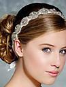Femme Elegant Bandeau Fleur