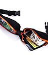 Bolsa de cinto Pochete Bolsa Celular para Fitness Esportes de Lazer Equitação Ciclismo Corrida Cooper Bolsas para EsporteÁ Prova-de-Água