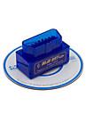 super mini elm327 v1.5 bluetooth obd 1.5 version de hardware menor consumo de energia