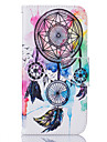Case For Samsung Galaxy Samsung Galaxy S7 Edge Card Holder Wallet with Stand Flip Pattern Full Body Cases Dream Catcher Soft PU Leather