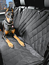 Dog Car Seat Cover Pet Carrier Waterproof Portable Black