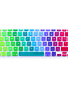 SoliconeKeyboard Cover For11.6 \'\' / 13.3 \'\' / 15.4\'\' MacBook Pro s Retina / MacBook Pro / Macbook Air s Retina / MacBook Air