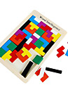 Tetris Intellectual Building Blocks Rb13 Selling Children\'S Educational Wooden Jigsaw Puzzle Wooden Toys