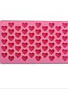 베이킹 몰드 하트 초콜렛 파이 케이크 실리콘 DIY 발렌타인 데이 고품질