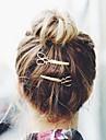 Cristal / Tissu / Alliage Diademes / Pince a cheveux / Barrette avec 1 Mariage / Occasion speciale / Fete / Soiree Casque / Epingle a cheveux