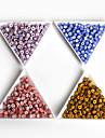 beadia 30g (около 200шт) этнических Богемия Стиль стекло бисер 5мм распорных свободные шарики