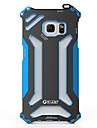 Coque Pour Samsung Galaxy Samsung Galaxy Coque Antichoc Coque Armure Metal pour S6