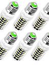 YouOKLight 560 lm E14 E26/E27 Ampoules Mais LED T 64 diodes electroluminescentes SMD 5733 Decorative Blanc Chaud Blanc Froid AC 220-240V