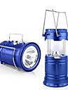 1 pc LED Solar Lights LED Reading Light Decoration Light Night Light Solar Battery Rechargeable
