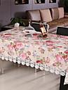 Polyester Rectangulaire Nappes de table Fleur Avec motifs Economique Decorations de table