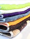 oleo de pano a prova de cor pura facil ferramentas de pano de limpeza, textil (cor aleatoria)