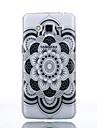 TPU Material Black Full Flower Pattern Cellphone Case for Samsung Galaxy J710/J510/J5/J310/G530/G360