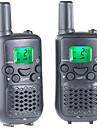 T899C Радиотелефон Для ношения в руке VOX Шифрование CTCSS/CDCSS LCD Сканер Обзор 3 - 5 км 3 - 5 км 8 AAA 0.5W Walkie Talkie