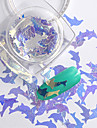 1Pc Bijoux a ongles / Paillettes Glitters / Classique Quotidien