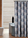 1pc Shower Curtains Modern Polyester Bathroom