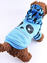 Cat Dog Costume Hoodie Dog Clothes Cute Cosplay Cartoon Gray Rose Brown Green Blue Costume For Pets
