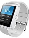 Montre Smart Watch Ecran Tactile Pedometres Suivi de distance Mode Mains-Libres Controle des Messages Longue Veille Sportif Moniteur