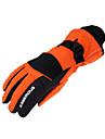 Лыжные перчатки Муж. Сохраняет тепло Водонепроницаемость Катание на лыжах Мотоцикл Зима