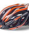 Мотоциклетный шлем Велоспорт 21 Вентиляционные клапаны Регулируется Горные Ультралегкий (UL) Спорт Молодежный Рипстоп с повышенной