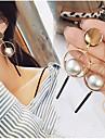 Femme Boucles d\'oreille goutte Boucles d\'oreille gitane Boucle d\'oreille Bijoux bijoux de fantaisie Or Alliage Bijoux Pour Mariage Soiree
