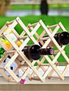 creativ bucatarie din lemn arta vin rack grogshop restaurant decor