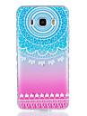 Upper Semicircle Pattern Tpu Material Highly Transparent Phone Case For Samsung Galaxy G530 J3 PRO j1 J3 J5 J7 (2016)