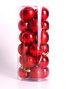 1шт Santa Орнаменты Новогодняя тематика Для вечеринок, Праздничные украшения Праздничные украшения