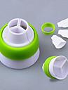 Decorer Outil Pour Gateau Pour Cupcake Plastique
