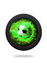 New Football Design Portable Qi Transmitter Wireless Charger Charging Pad for Samsung Galaxy S6/S7 S6/S7 Edge/Plus/Note 5