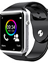 Smart Watch Videos Camera Moniteur de Frequence Cardiaque Mode Mains-Libres Controle des Messages Controle de l\'Appareil Photo Audio GPS