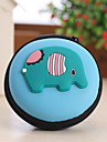 Animal Shape Closed Travel Headphone Change Storage Box