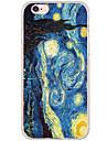 케이스 제품 Apple 아이폰5케이스 iPhone 6 iPhone 6 Plus 패턴 뒷면 커버 하늘 풍경 하드 TPU 용 iPhone 6s Plus iPhone 6s iPhone 6 Plus iPhone 6 iPhone SE/5s iPhone 5