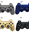DF-0082 Bluetooth Game Controller Til Sony PS3 ,  Spillhaandtak Game Controller ABS 1 pcs enhet