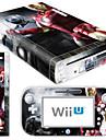 Завод-производитель комплектного оборудования Стикер Для Wii U Nintendo Wii U Новинки