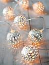 праздник света водить прокладки шнура СИД 20 лампы шарики / Набор для свадебного банкета гирляндой Новогоднее украшение