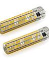 5W G4 Двухштырьковые LED лампы T 136 светодиоды SMD 5730 500lm Тёплый белый Холодный белый
