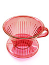 1 PC Household Plastic High Temperature Resistant Filter Coffee