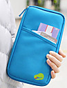 Travel Wallet Passport Holder & ID Holder Travel Passport Wallet Credit Card Protector Waterproof Portable Dust Proof Travel Storage