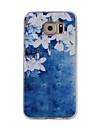 Для С узором Кейс для Задняя крышка Кейс для Цветы Мягкий TPU для Samsung Note 5 / Note 4 / Note 3