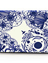 MacBook Case for Macbook Flower Polycarbonate Material Mac Cases & Mac Bags & Mac Sleeves