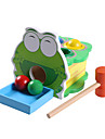 Balls Educational Toy Toys Novelty Frog Wood Cartoon Pieces Boys\' Girls\' Christmas Birthday Children\'s Day Gift