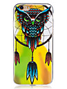 For iPhone 7 iPhone 6 iPhone 5 Case Case Cover Glow in the Dark IMD Back Cover Case Owl Soft TPU for Apple iPhone 7 Plus iPhone 7 iPhone
