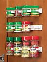 kitchen bottle spezia organizer rack cabinet door spezia clips 20 clip set