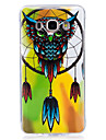 Case For Samsung Galaxy J7(2016) J5(2016) Glow in the Dark IMD Pattern Back Cover Owl Soft TPU for J7 (2016) J7 J5 (2016) J5 J3 (2016) J3
